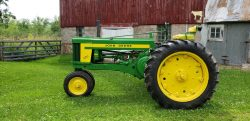 1957 JD 520 1 of 3